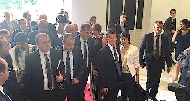 Jean-Guy Talamoni et Gilles Simeoni à l'offensive face au Premier ministre