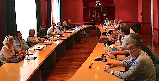 Compagnie maritime régionale: «Point d'étape» avant la séance plénière