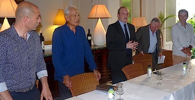Comité de soutien à Alain Juppé : Les Républicains de Corse préparent les primaires
