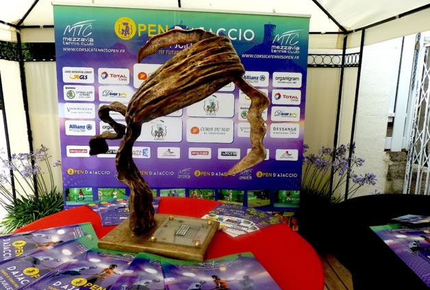 Les 5e Internationaux de Tennis (Open d'Ajaccio) du 23 au 31 juillet au Mezzavia TC