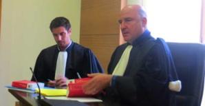 Nicolas Bessone, procureur de la République.