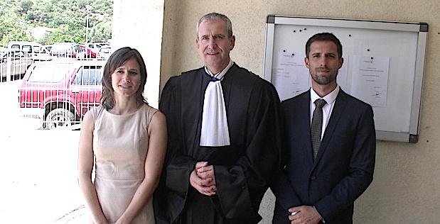 Emilie Bertrand Lucchese - Jacques Barrière - Frédéric Roure