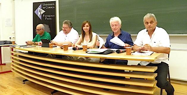 Corte : La régionalisation du mouvement mutualiste Corse
