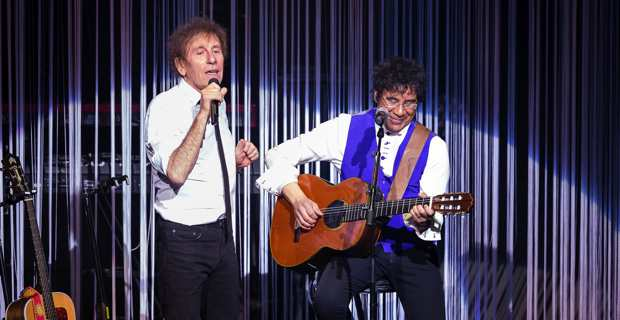 Le duo Alain Souchon & Laurent Voulzy sera, mardi 19 juillet, en concert au théâtre de verdure de Patrimoniu dans le cadre des 27ème Nuits de la Guitare.