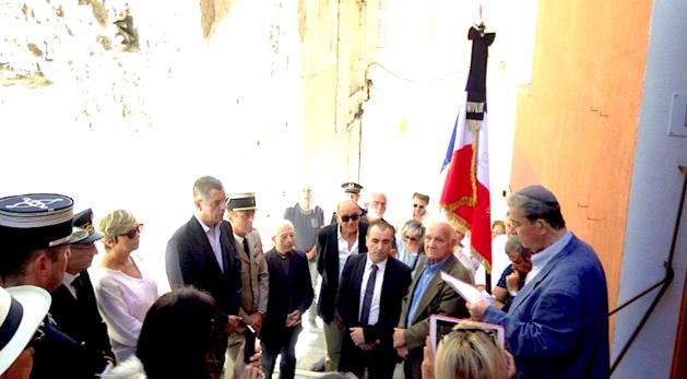 Bastia a célébré la journée de la résistance et des crimes racistes