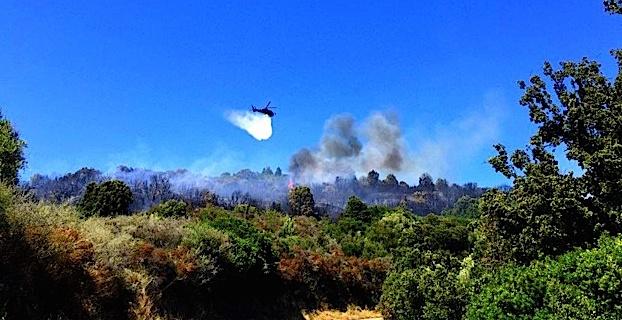 (Source : Facebook / Actu Info Sapeurs-Pompiers de Corse)