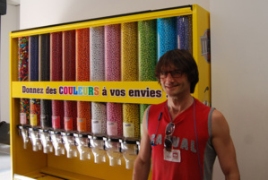 Avec Gérard Guerrieri, donnez des couleurs à vos envies !