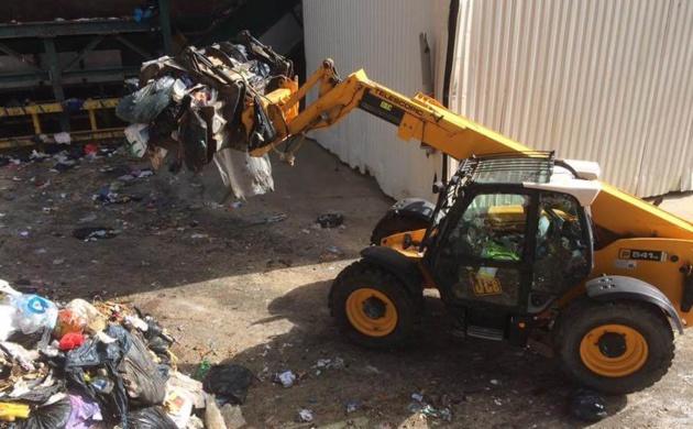Crise des déchets : Les élus et les agents de la Capa se mobilisent