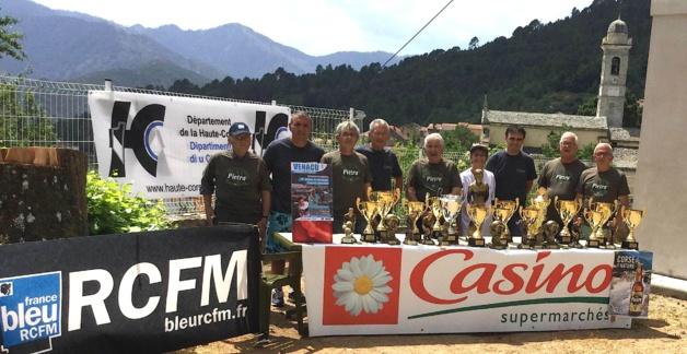 Le challenge « François Giacobbi ». a été présenté samedi à Venaco