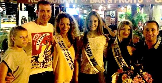 Maeva Schaer sacrée Miss Bastia 2016 !