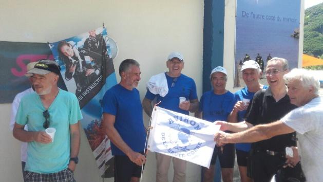 Tour de Corse à la rame : Patrick Boni a réussi son pari