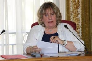 oselyne Mattei-Fazi, présidente de l'association des maires de Corse-du-Sud