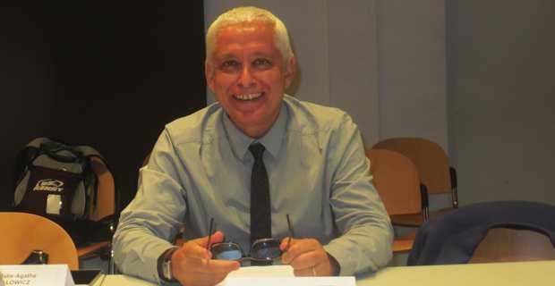 d'Alex Vinciguerra, président de la CADEC.