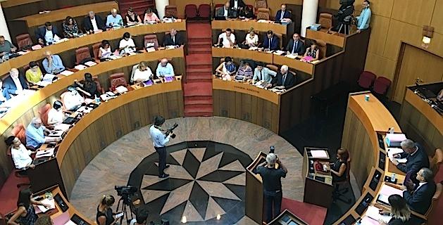 Sécurité publique et intégrisme islamiste : L'assemblée de Corse approuve la résolution prioritaire