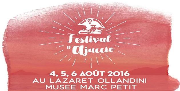 Le premier Festival de théâtre d'Ajaccio du 4 au 6 août au Lazaret