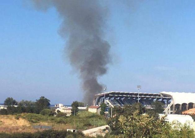 Tallone : Un violent incendie détruit plus de 5 hectares