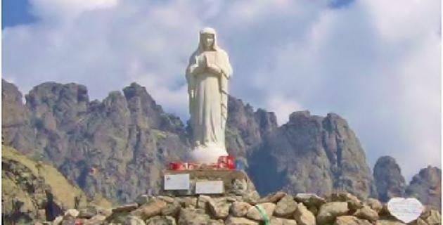 Notre-Dame des Neiges, la sainte patronne de Bavella honorée tous les 5 août