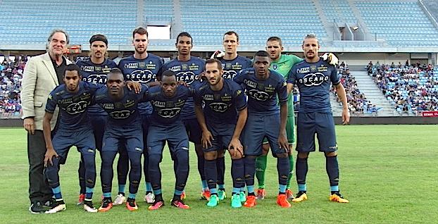 Amical : Le Sporting dominé par le Genoa