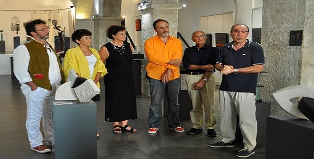 « Fratellanza – Fraternité » quand l'Italie et la Corse se rencontrent autour de l'art à Bonifacio