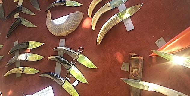 Journées du couteau à Cutuli e Curtichjatu : Démonstration du savoir-faire de la filière