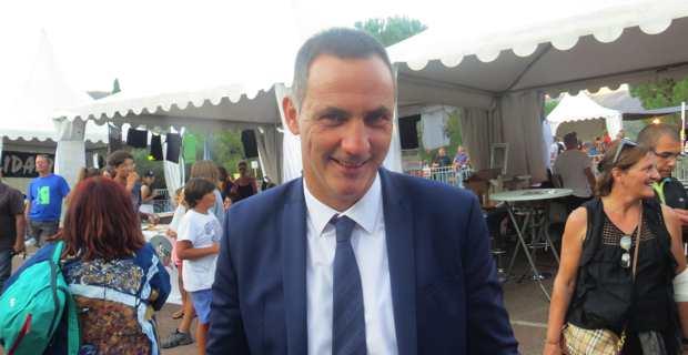 Gilles Simeoni aux Ghjurnate di Corti.