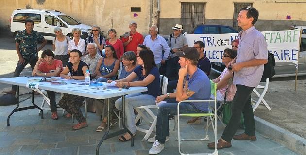 Déchets et saison touristique : Zeru Frazu déclare l'état d'urgence
