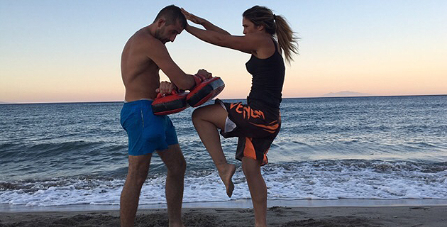 KTP Scola Beach : Mare e Fight sur le cordon lagunaire de la Marana