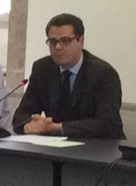 Romain Delmon, directeur de cabinet préfet de Corse.