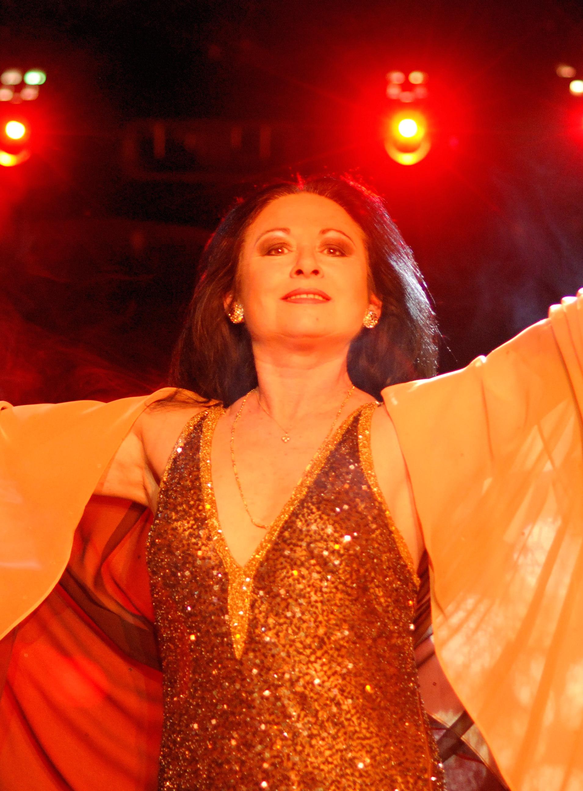Maria Saint-Paul en concert à Maison-Pieraggi