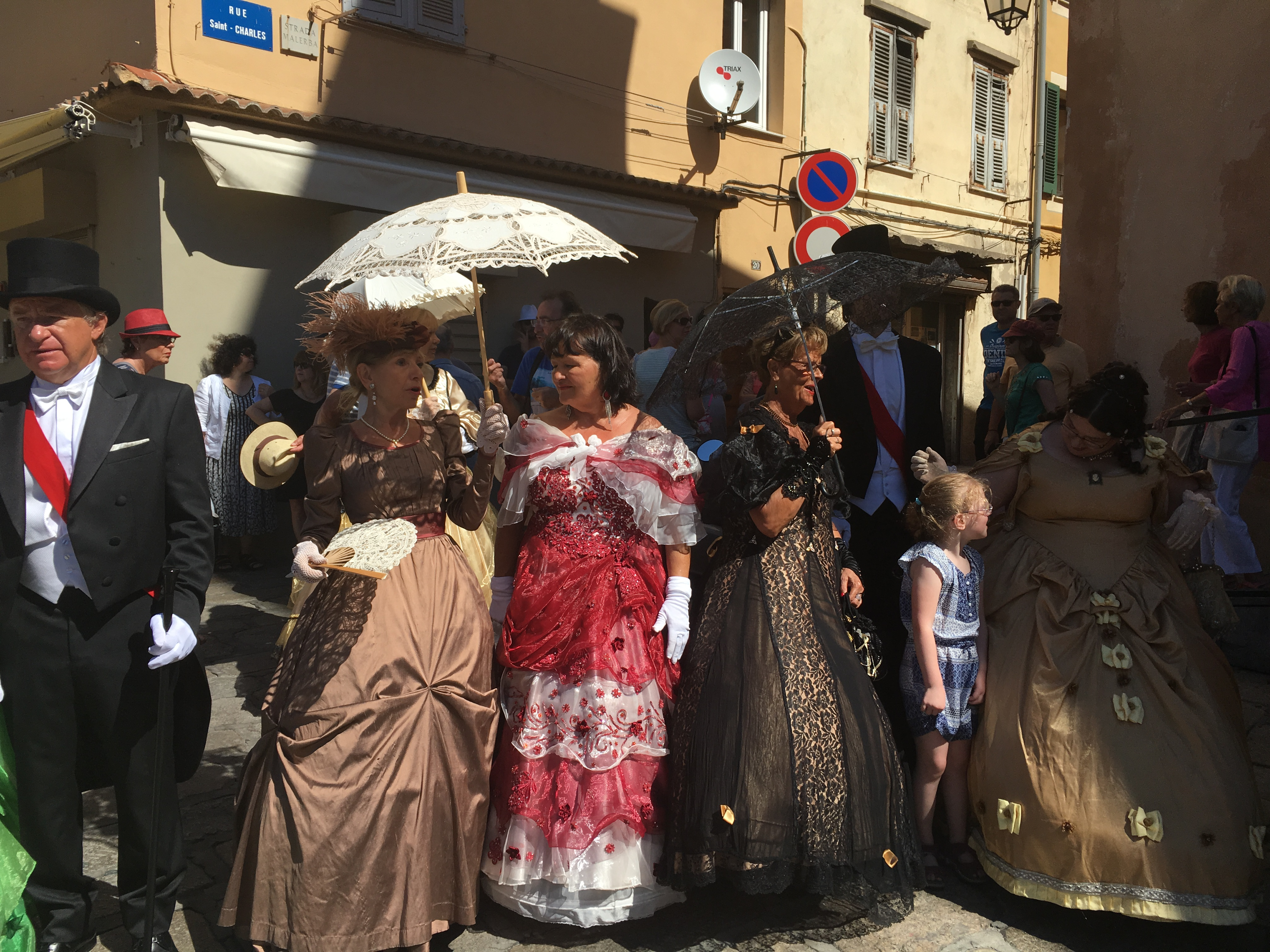 15-Août impérial : Ajaccio, ville impériale plus que jamais !