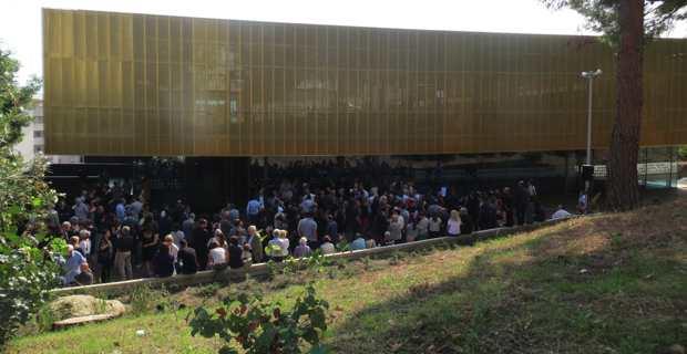 L'Alb'Oru lors de son inauguration en septembre 2015.