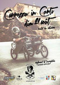 Carrozzu in Corti : A cent à l'heure sur la route du Calvaire !