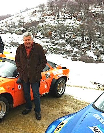 Le sport automobile corse en deuil : Jean Sialelli nous a quittés