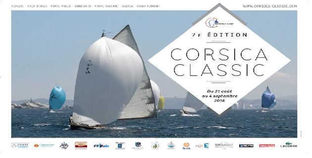 Corsica Classic 7ème édition : élégance, sport, fair-play et aventure autour de l'île de beauté