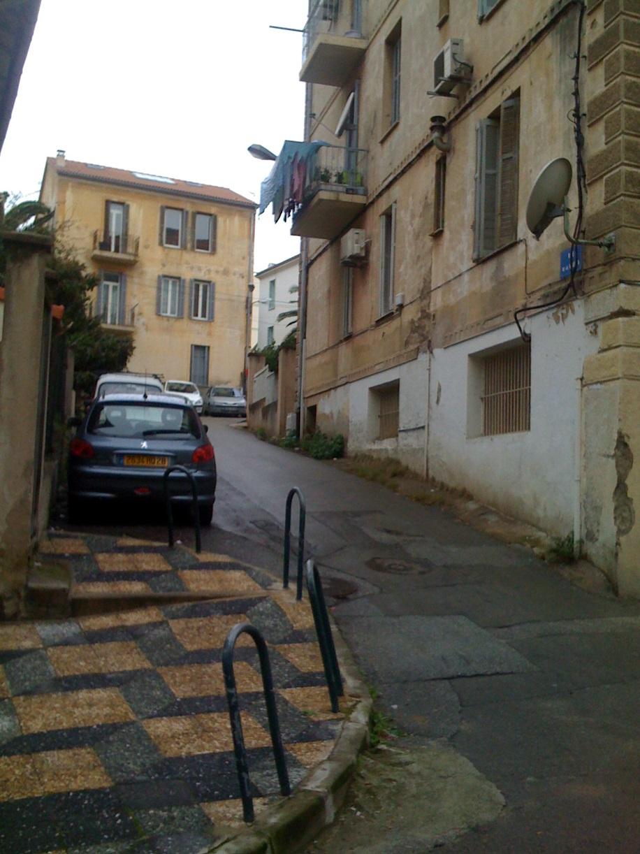Ajaccio, mon beau village…   A Villetta, le charme discret d'un îlot de verdure