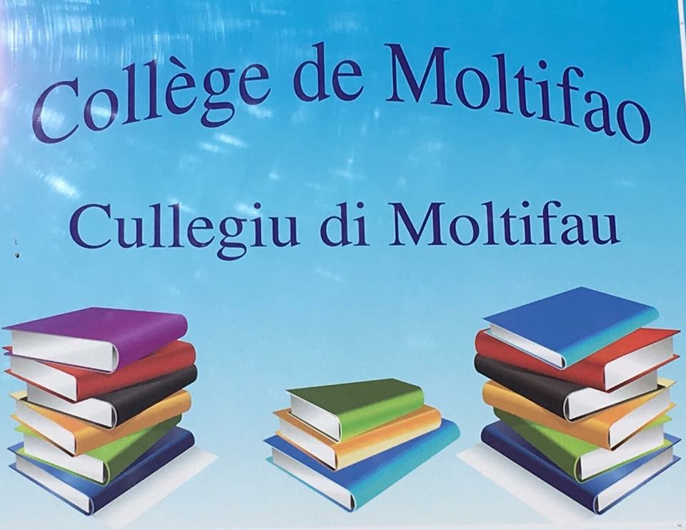 La rentrée au collège de Moltifao