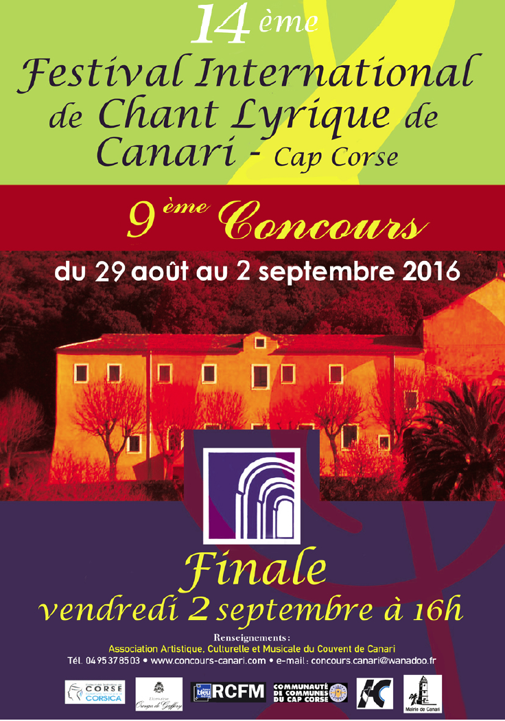 « Festival International de chant lyrique de Canari » : José Oliva, ce fou d'opéra