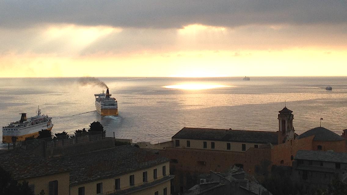 Le trafic des passagers a augmenté de 14,56% au port de Bastia.