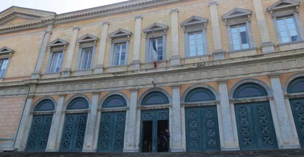 Palais de justice de Bastia.