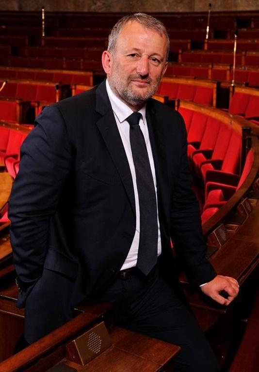 François Pupponi (photo prise l'Assemblée nationale)