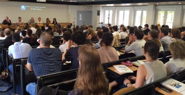 IRA de Bastia : La 36ième promotion sous le signe de l'engagement citoyen