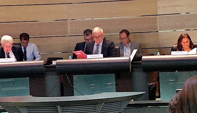 Collectivité unique : Le Département de la Haute-Corse et les ordonnances