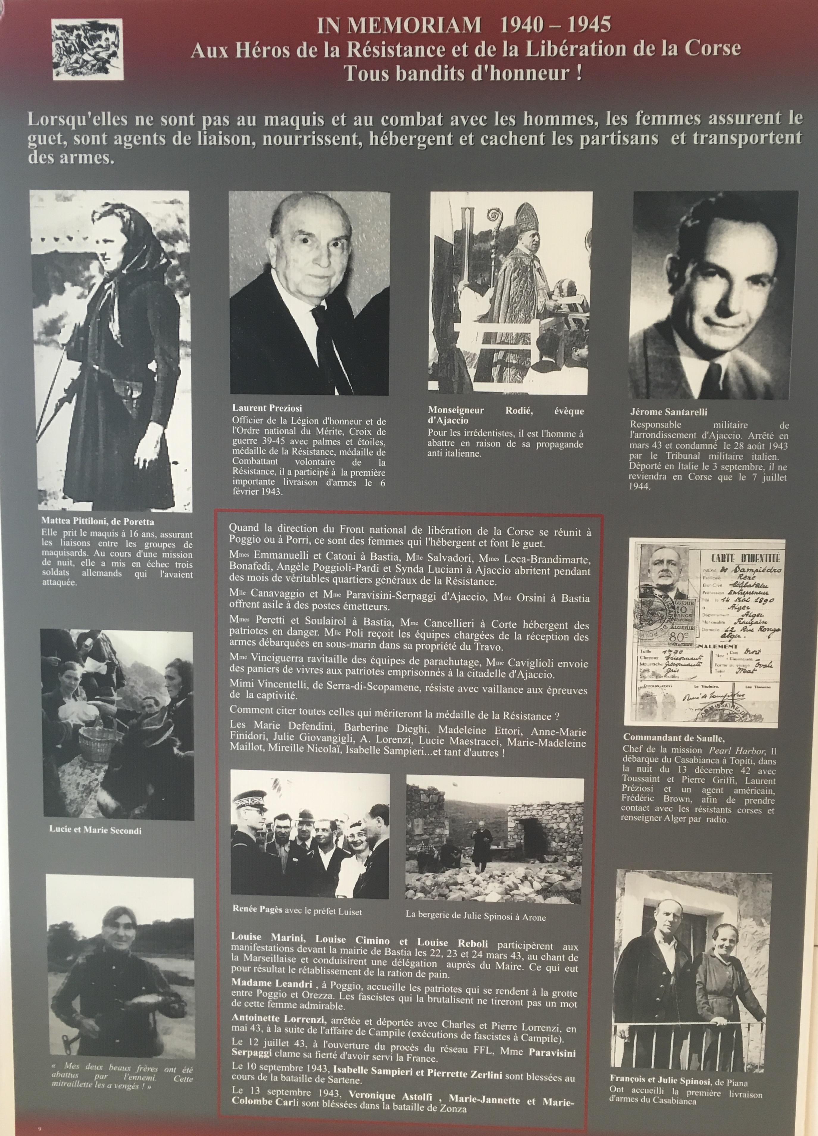 """""""Tous bandits d'honneur"""", l'exposition qui rend hommage aux Résistants"""