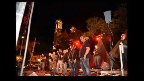 Canti di settembre : Concert gratuit sur la place du marché de Bastia