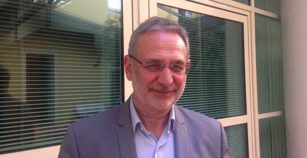 Maurice Perrin, représentant du syndicat CFE-CGC de la MCM.