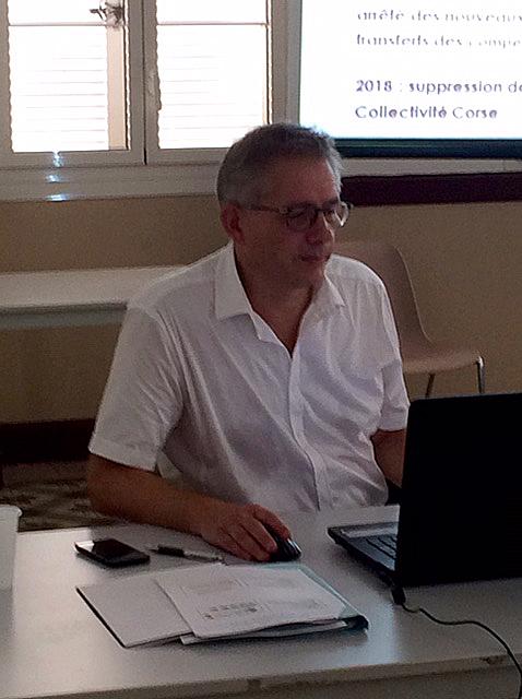 Les Offices de Tourisme et Syndicats d'initiative de Balagne face à la loi NOTRe