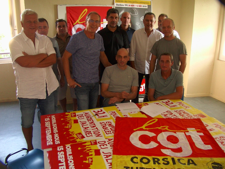 Bastia : La rentrée sociale de l'UD CGT de Haute-Corse