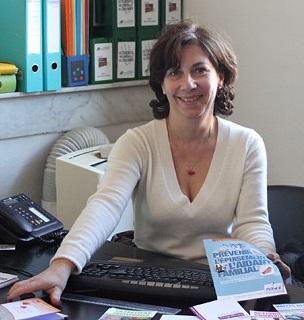 Marie-Josée Joly, présidente de U Vaghjime - France Alzheimer de Corse-du-Sud.