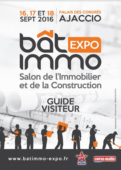 Salon de l'immobilier et de la construction d'Ajaccio