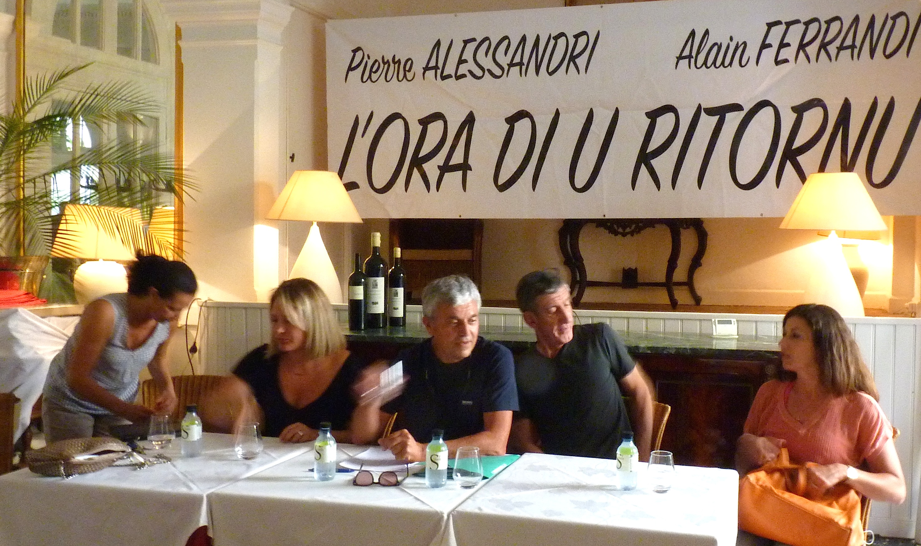 """L'ora di u ritornu"" : Pierre Alessandri et Alain Ferrandi bientôt fixés sur leur rapprochement ?"